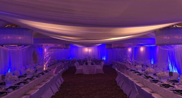 Wedding_Drape_Lighting_Chandelier
